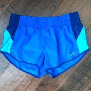 Women's Nike running shorts, Small